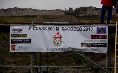 IZARES Lugo – Clasificaciones 500m Parga 2010