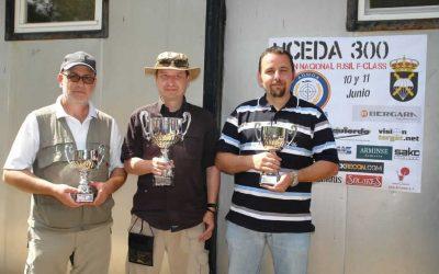 ADMOA – Clasificaciones UCEDA 300m 2010