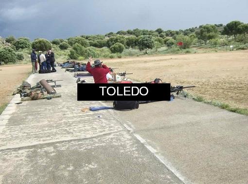 Clasificaciones F-Class Campo de Tiro Toledo