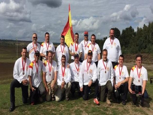 Campeonato Europeo F-Class 2015